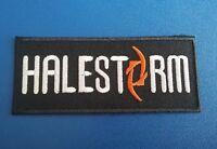 PUNK ROCK HEAVY METAL MUSIC SEW / IRON ON PATCH:- HALESTORM