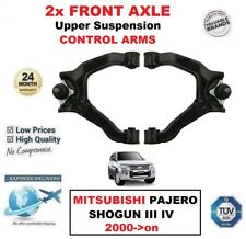 2 x Vorderachse Ober Querlenker für Mitsubishi Pajero Shogun III IV 2000- > nach