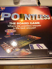 UNIVERSITY GAMES POINTLESS THE BOARD GAME' . GAME IS COMPLETE