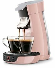 Philips Hd7829/30 Senseo Viva Cafã Kaffeepadmaschine Rosa