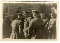 WW 2 Russland Feldzug Sept 1941 Besprechung der Heeres Nachrichten-Führer (1)