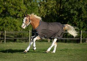Horseware Amigo Bravo 12 Turnout- Extra Ponyschnitt Regendecke