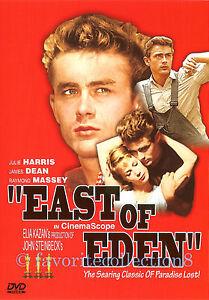 East of Eden (1955) - Raymond Massey, James Dean (Region All)