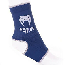 Venum Support de cheville Kontact Bracelets bleu Thai MMA Kickboxing protection