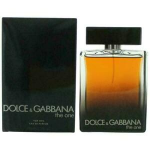 The One by Dolce & Gabbana, 5 oz EDP Spray for Men Eau De Parfum.