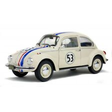 SOLIDO LIMITED EDITION HERBIE No53 VOLKSWAGEN BEETLE 1303 BIG 1/18 S1800505