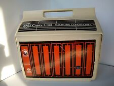 VINTAGE Igloo GE Carry Cool 15 QT. Playmate Cooler Push Button Air Conditioner