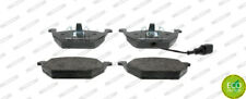 FERODO BRAKE PADS Front For VOLKSWAGEN POLO 2006+ - 1.4L 4CYL - FDB1398