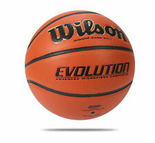 Wilson Wtb 0516N Evolution Official Game Ball BasketBall 7 Size Sport Outdoor E_