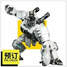 Generation Toy GT-10A Gorilla Optimus Primal Chrome White Version in stock