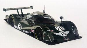 Minichamps 1/43 - 436 021308 Bentley EXP Speed 8 Le Mans 2002 model Car