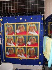 Original Baltimore Divine Drag Mask Shower Curtain Wall Hanging Gay Trans Camp