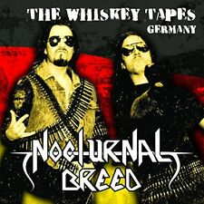 Nocturnal Breed - The Whiskey Tapes Germany [CD]