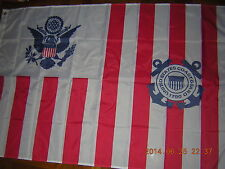 100% NEW reproduced Flag of United States US USA Coast Guard Ensign 3X5ft