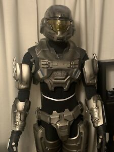 Halo Reach Mark VI/VII Noble 6 3D printed Armor Cosplay Costume Display