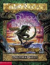 The Deltora Book Of Monsters (Deltora Quest)-ExLibrary