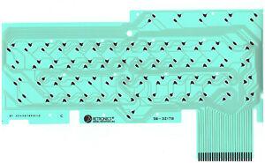 Atari Xe Keyboard Membrane Keypad HQ, New! for