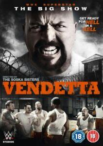 Vendetta DVD *NEW & SEALED*