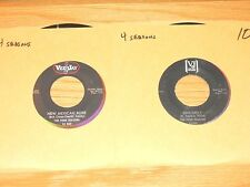 LOT of 3 FOUR SEASONS 45 RPMs - VEE-JAY 562 608 and 713