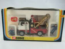 Corgi Major 1142 Ford Holmes Wrecker Tow Truck