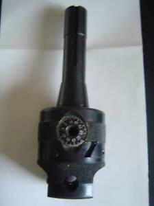 Ausdrehkopf 62mm R 8 Schaft
