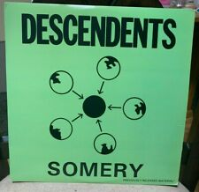 The Descendents Somery 2X LP Vinyl record 1st pressing.