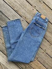 Vintage Size 5 Womens Stonewashed Lee Jeans