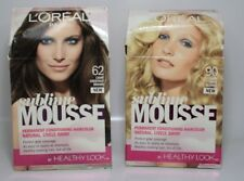 LOREAL PARIS SUBLIME MOUSSE PERMANENT CONDITIONING HAIRCOLOR