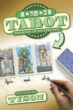1-2-3 Tarot: Answers in an Instant (Paperback or Softback)