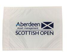 Aberdeen Asset Management Scottish Open Golf Pin Flag Souvenir - BRAND NEW