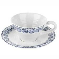 Sophie Conran Portmeirion Pottery Cups & Saucers
