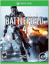 Battlefield 4 (Microsoft Xbox One, 2013) NEW Factory Sealed Free Shipping