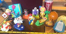 MCDONALDS mc donalds giocattoli Happy Meal casuale Bundle DISNEY Ronald JOB LOT