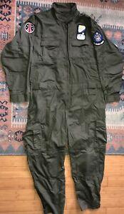 1pc 5.11 Tactical Flight Suit Coveralls 54 R Jumpsuit US Colonial Marines Patch