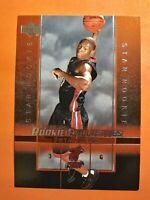 2003-04 UD Rookie Exclusives Dwyane Wade ROOKIE #5