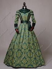 Victorian Royal Queen Game of Thrones Dress Ball Gown Halloween Costume C021
