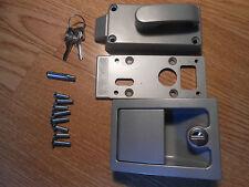 Caraloc 700 Door Lock, Complete, L/H, Caravan/Motorhome/Horsebox, New