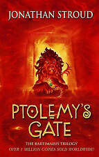 """AS NEW"" Ptolemy's Gate (The Bartimaeus Sequence), Stroud, Jonathan, Book"