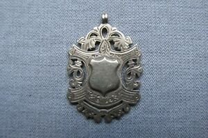 27th R.B.M.R -- Silver Medal -- Manchester or Middlesex Regiment -- WW1 Military