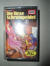 XXXX Die Hexe Schrumpeldei , Doppelfolge 2 , Europa