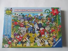 Bin Weevils 80 Piece Jigsaw Puzzle From Ravensburger New Sealed & Unopened.