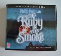 The Ruby in the Smoke: by Philip Pullman - Unabridged Audiobook 6Cds