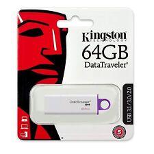 Pendrive 64GB Kingston 64 GB USB 3.0 - DTIG4/64GB