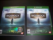Replacement Case (NO  GAME) BioShock w/Sleeve XBOX ONE 1 XB1 100% ORIGINAL