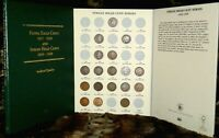 18 Different Indian Head 1c Collection 1884-1909 / 18 Coin Lot w/Folder