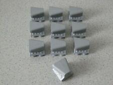 Lego 50943 # 10x Motorblock 2x2x1 grau neu hellgrau 7655 8108