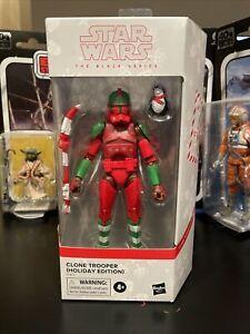 Star Wars Black Series Clone Trooper Holiday Edition