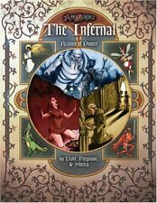 Realms of Power: The Infernal (Ars Magica 5E)
