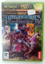 MAGIC THE GATHERING BATTLEGROUNDS XBOX EUROPEAN PAL SEALED BRAND NEW
