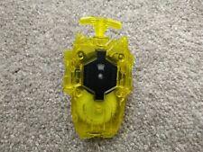 String Launcher Clear Yellow Beyblade TAKARA TOMY BURST